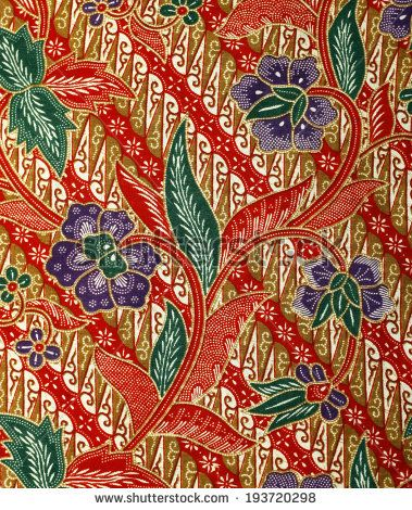 Traditional batik pattern Stockfoto's, afbeeldingen & plaatjes | Shutterstock
