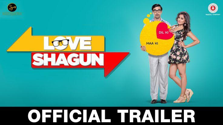 Love Shagun - Official Trailer | Anuj Sachdeva, Nidhi Subbaiah, Vikram Kochhar