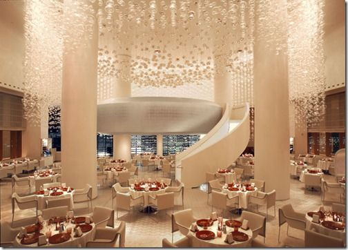 ALAIN DUCASSE AU PLAZA ATHENEE, PARIS, FRANCE Top 10 Most Expensive Restaurants in the World!