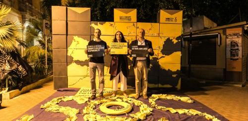 Amnesty International: Saving Lives in the Mediterranean Must be European Governments' Priority | Amnesty International USA http://www.amnestyusa.org/news/press-releases/amnesty-international-saving-lives-in-the-mediterranean-must-be-european-governments-priority