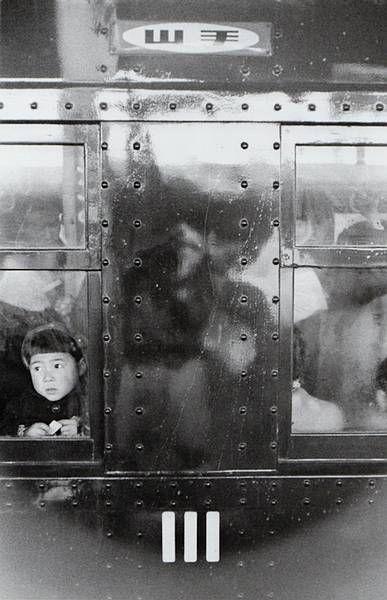 """Shinjuku from """"Tokyo the 50s"""" series by Ikko Narahara"""