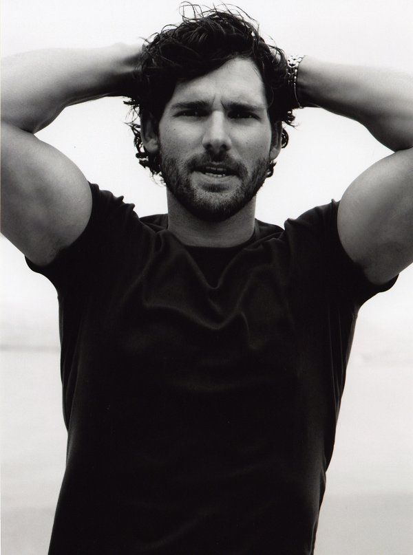Eric Bana is seriously perfect. #inlove