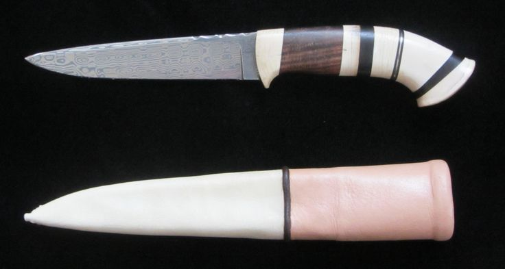 Custom Knife Gallery - handmade knives – Terrier Blades