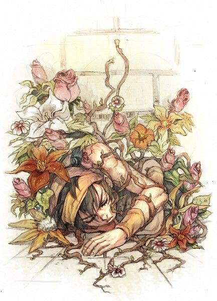 Tags: Anime, JoJo no Kimyou na Bouken, Narancia Ghirga, Pixiv Id 469776, Part 5: Vento Aureo