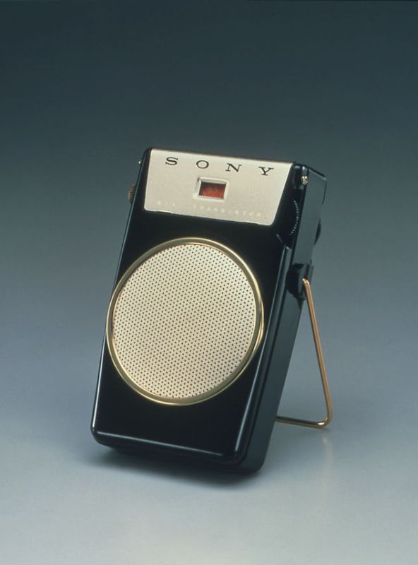 Sony Trangister Radio TR-610 1958