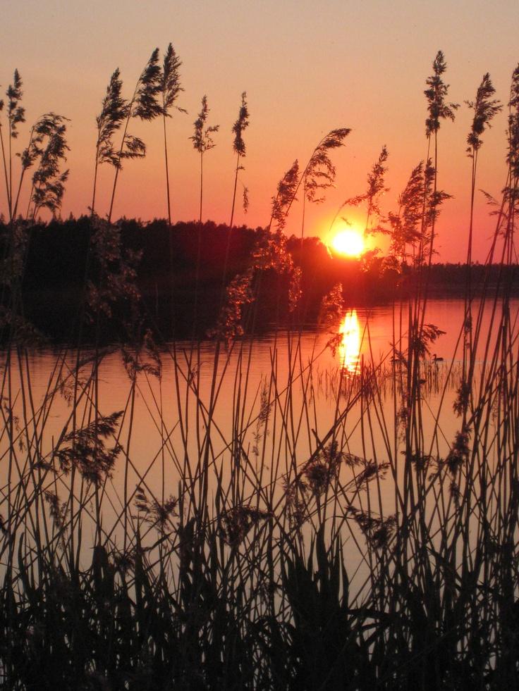 Sunset, Åland Islands, Finland