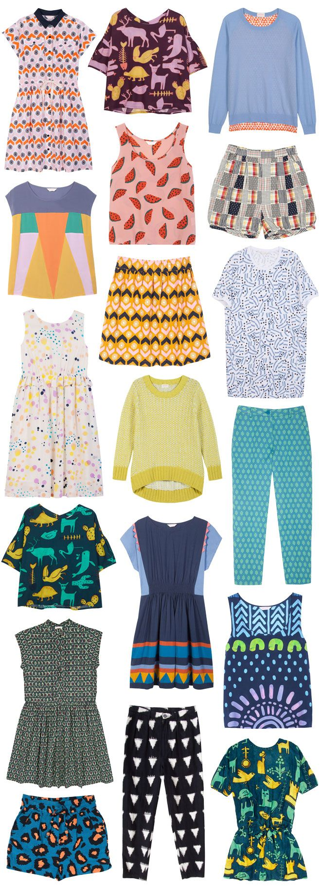 Gorman (adult clothes, inspiration for kids clothes)