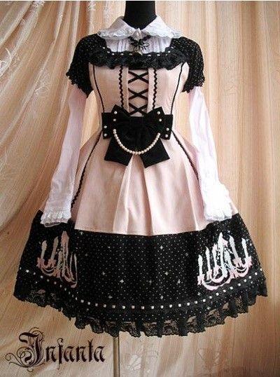 고스로리 드레스