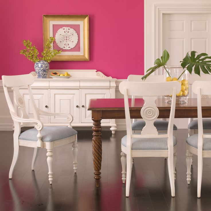 Pink dining room - 208 Best Pink Dining Rooms Images On Pinterest Pink Dining Rooms