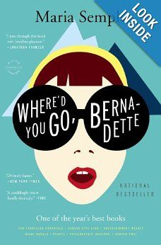 Where'd You Go, Bernadette | devoured this book in a day.  by a former Arrested Development, Mad About You and Ellen writer. Witty, breezy, fun read yet so sharp and thoughtful.