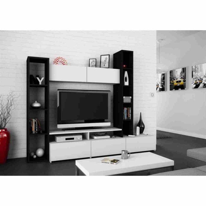 Top 25 best meuble pour tv ideas on pinterest commode for Meuble audio ikea