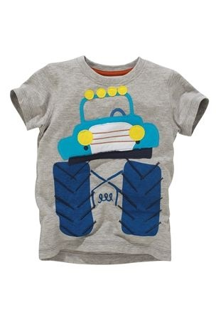 Buy Truck T-Shirts Three Pack (3mths-6yrs) from the Next UK online shop