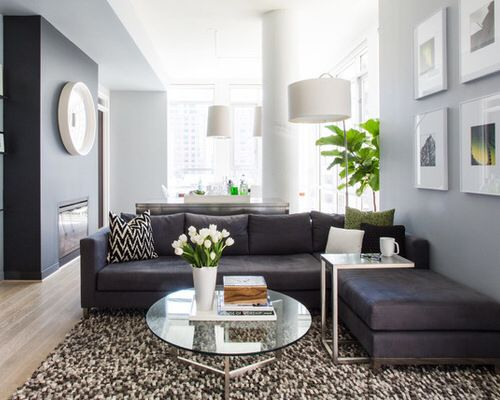 17 Best Ideas About Dark Grey Couches On Pinterest | Dark Gray