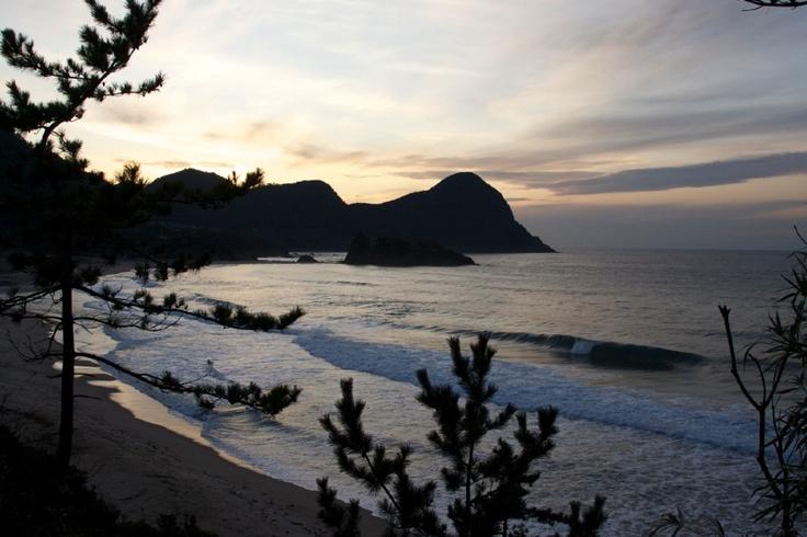 Tango Peninsula, Japan Sea