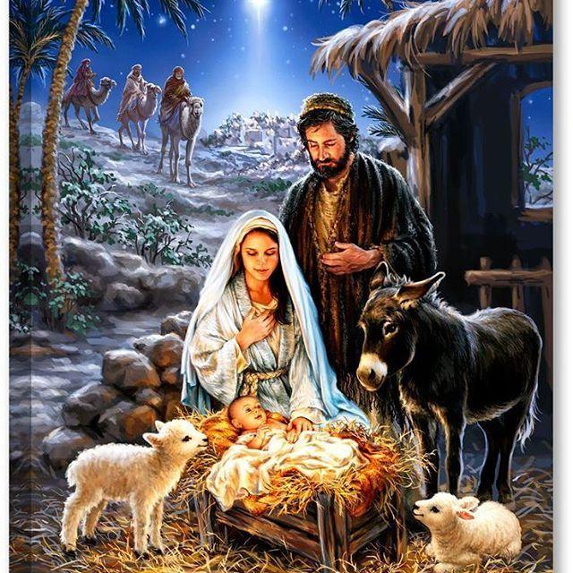 . 🎄Novena de Navidad🎄 . Próximos a renovar el misterio de la Navidad, «nos acercamos al Portal conmovidos para encontrar, junto a María, al Esperado de los pueblos, al Redentor del hombre». (Juan Pablo II, Mensaje para la Navidad de 2002). Para ello preparamos esta novena: para recibir a Jesús, que es Dios y viene a visitarnos para guiar nuestros pasos por el camino de la paz (cf Lc 1, 79). . 🌠TERCER DÍA🌠 . 📍Oración para todos los días📍 . Benignísimo Dios de infinita caridad, que tanto…