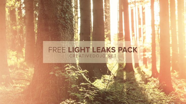 Free Light Leaks Ever need some quick and easy light leaks for your projects? Here's 16 light leaks I'm giving away for free in my Light Leaks Pack! It's the least I could do to give back to the awesome…