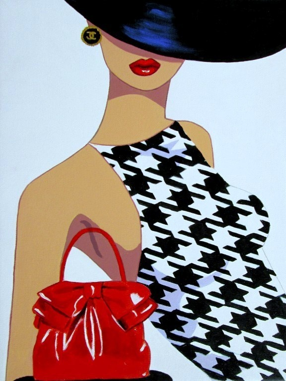 Julies retro Art page| Be Inspirational ❥|Mz. Manerz: Being well dressed is a beautiful form of confidence, happiness & politeness