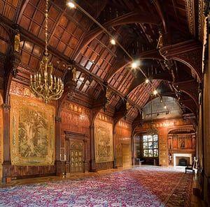 Hidden London interiors: 2 Temple Place, London