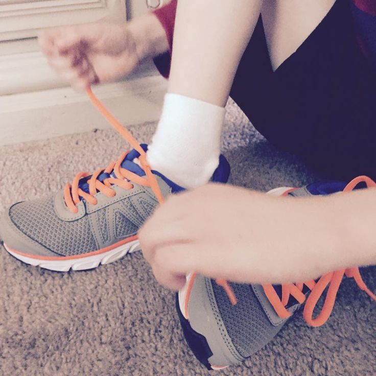tired of all the frustrated kids when teaching how to tie shoes  my son elijah learned to tie