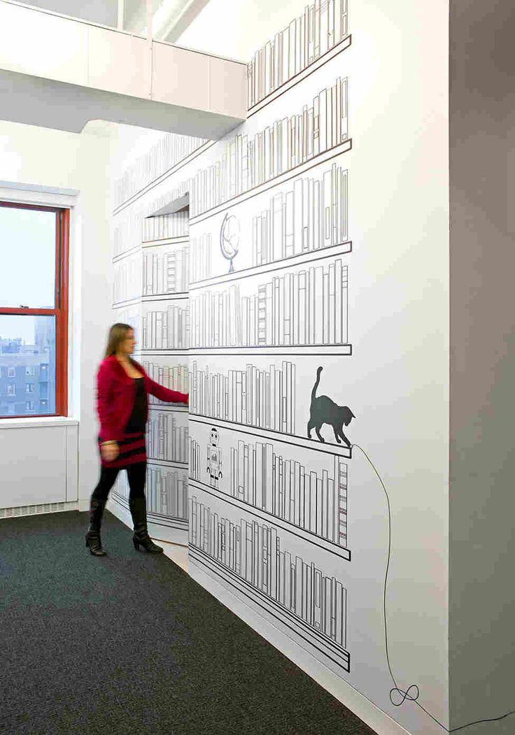 Офис Shutterstock в Эмпайр Стейт Билдинг