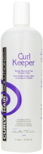 Curly Hair Solutions Curl Keeper, 33.8 Ounce Curly Hair Solutions,http://www.amazon.com/dp/B004RH774E/ref=cm_sw_r_pi_dp_J7RCtb14084SQGHT