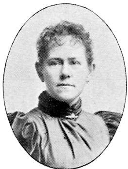 Fanny Hjelm (1858 - 1944)