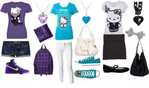 Hello Kitty Clothes for Teenagers | My Love Fashions ...