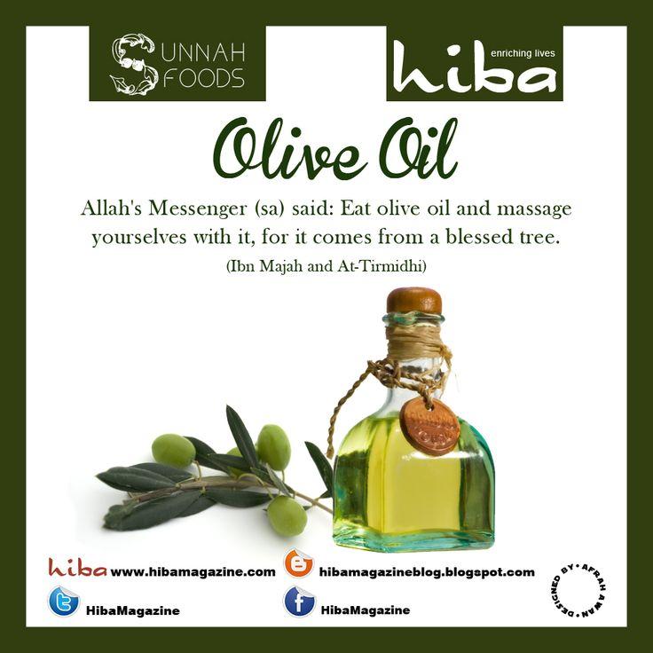 Sunnah Foods: Olive Oil