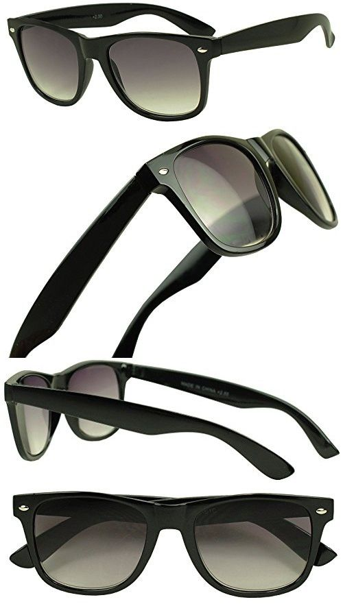 5f2dfa3dfb Sunglass Stop - Rx Prescription Outdoor Reading Glasses 1.00 Strength Sun  Readers Eyewear
