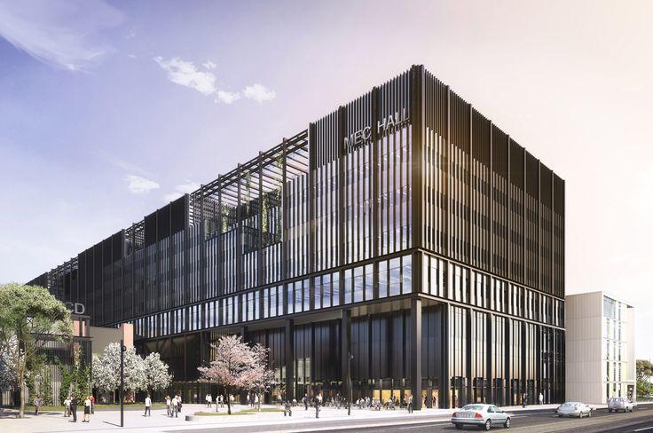 Manchester Engineering Campus Development (MECD) in Manchester, UK | Mecanoo