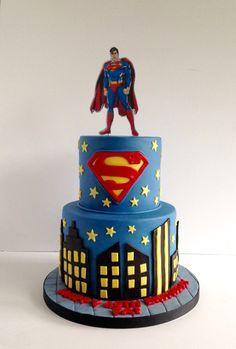 Superman cake Mais