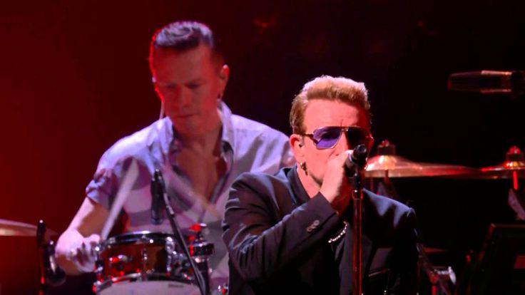 U2 - Where The Streets Have No Name - Paris 11/11/15 - HD