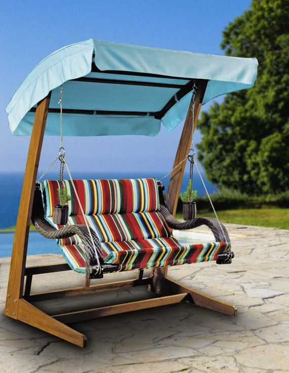 outdoor hammocks and hammock stands