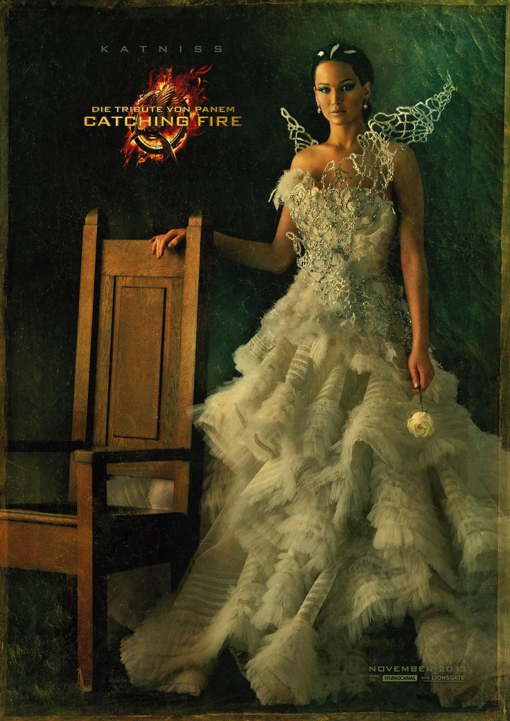 Tribute von Panem / The Hunger Games - Catching Fire | Katniss Everdeen