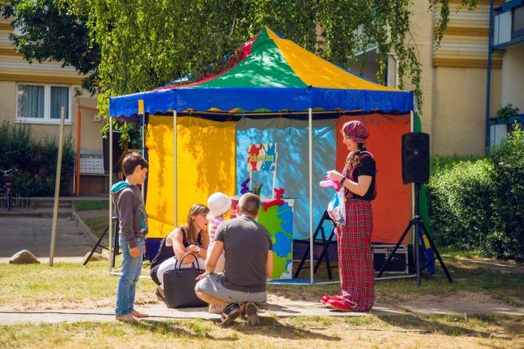 Sommerfest von GCP in Neubrandenburg   Grand City Property – GCP – Wohnungssuche Mietwohnung Wohnung mieten Immobilien