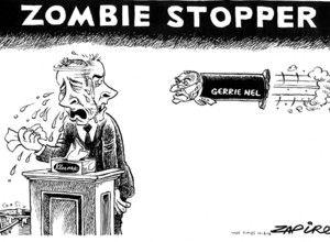 Oscar Pistorius, Zombie Stomper
