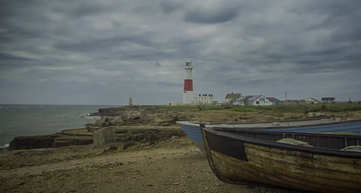 Portland Bill lighthouse by Phil George