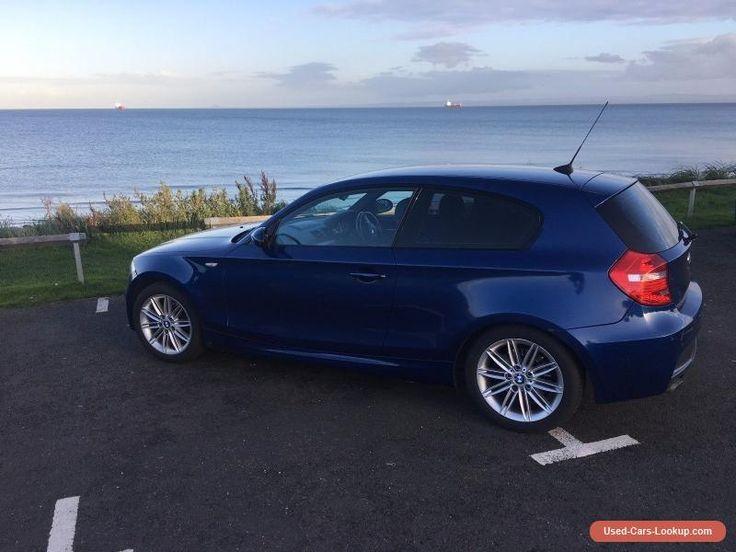 BMW 120d 1 Series Diesel M Sport 3 door Metallic Blue Huge Spec! #bmw #1series #forsale #unitedkingdom