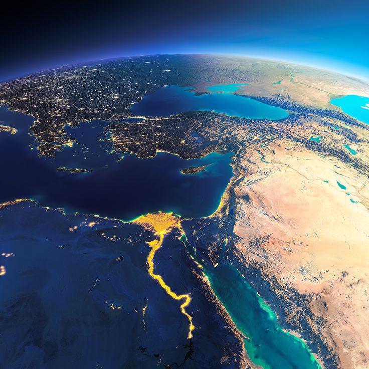 Kıbrıs'ın dünyadaki yeri