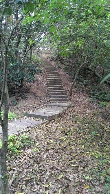 18 Peaks Park in Hsinchu