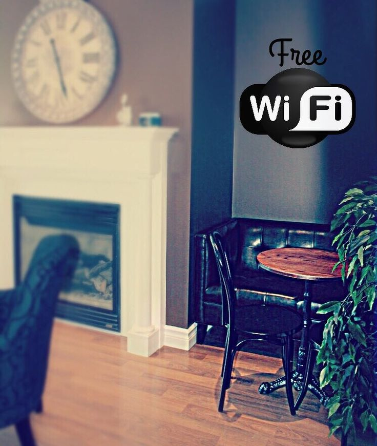 We've upgraded our free WiFi to serve you better Camrose :)