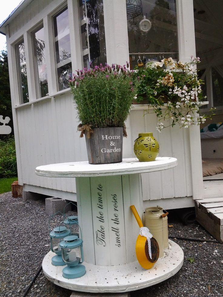 Tarjan koti ja piha: Keski kesä. http://tarjanpuutarha.blogspot.fi