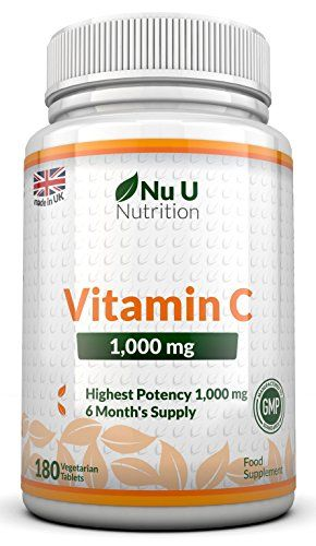 1000mg vitamin c tablets