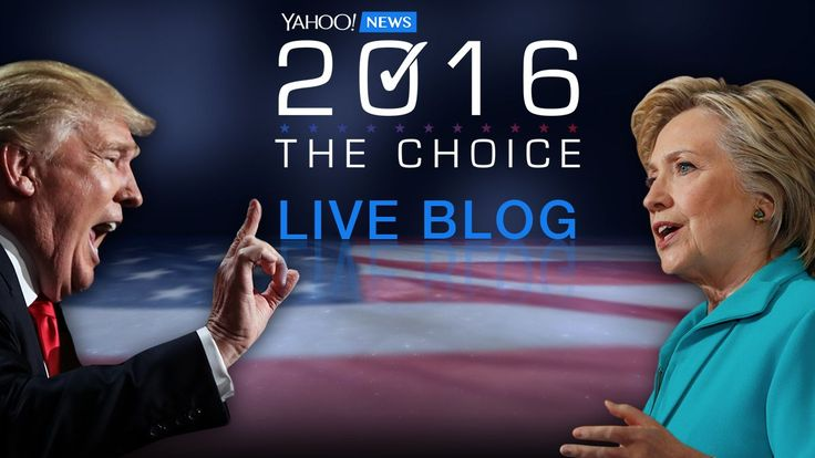 Join Yahoo News on Sunday, Oct. 9 for live coverage of the second presidential debate between Hillary Clinton and Donald Trump. They'll be answering questions in a town hall format at Washington University in St. Louis, with moderators Anderson Cooper of CNN and Martha Raddatz of ABC News. Yahoo News