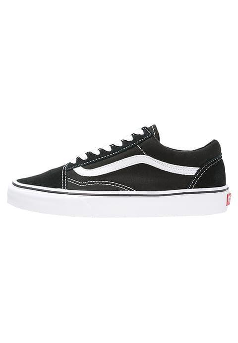 Chaussures Vans OLD SKOOL - Chaussures de skate - black noir: 75,00 € chez Zalando (au 13/11/16). Livraison et retours gratuits et service client gratuit au 0800 915 207.