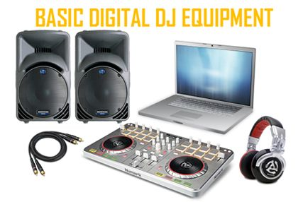DJ Equipment for Digital DJs: A Begginers Guide | PCDJ