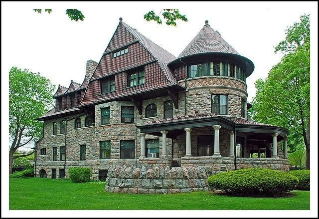 Stone Victorian House 10 Fun Facts That You May Not Know About South Bend Indiana Mansions Country Style Homes South Bend