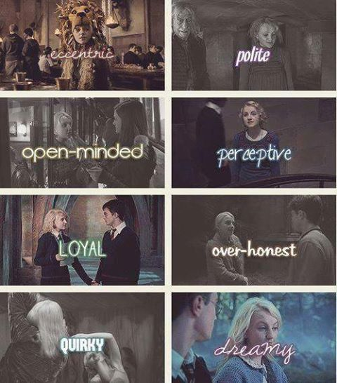 1000 images about fashion design trends on pinterest prisoner of azkaban ron and hermione - Luna lovegood and hermione granger ...