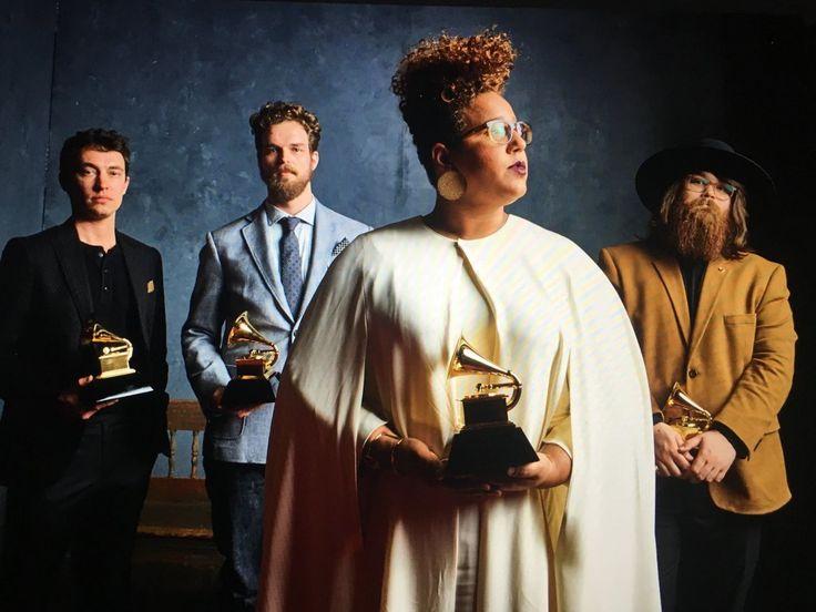 ALABAMA SHAKES with 4 Grammys 2016
