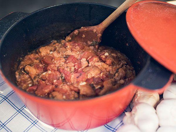 "Toscansk tomatsoppa ""Pappa al pomodoro"" | Recept.nu"
